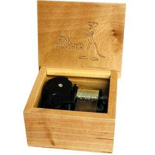 Pembe Panter Müzik kutusu