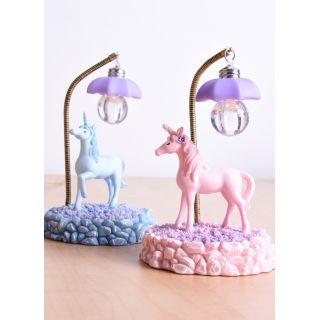 Unicorn Masa Lambası PEMBE