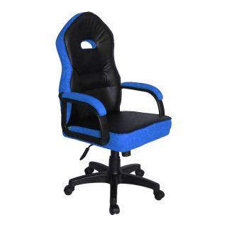Ofisin Hazır Speed Lux Makam Koltuk Mavi