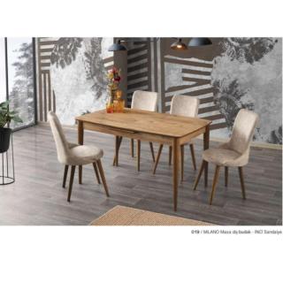 Milano Masa&İnci Sandalye Takımı