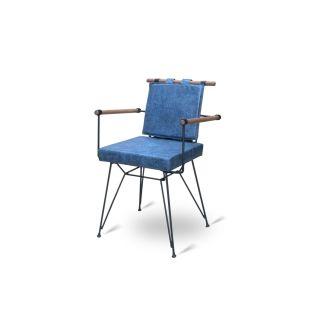 Theia Tasarım Penyez Sandalye Mavi