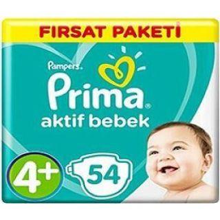 Prima Fırsat Paketi Maxi (4) 54'lü
