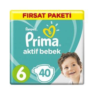 2'li Prima Fırsat Paketi Extra Large (6) 40'lı