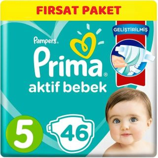 2'li Prima Fırsat Paketi Junior (5) 46'lı
