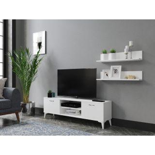 Motion 140 Cm Tv Ünitesi Beyaz( TAMAMI MDF )