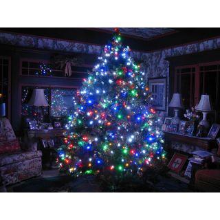 100 Ledli Mavi Yılbaşı Ağacı Işığı Led Ampül
