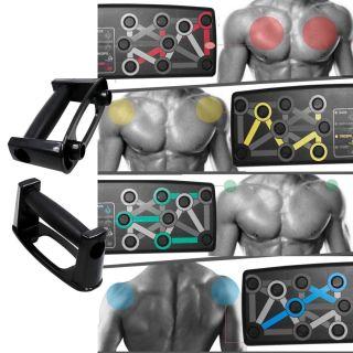 Push Up Çok Fonksiyonlu Fitness Platformu